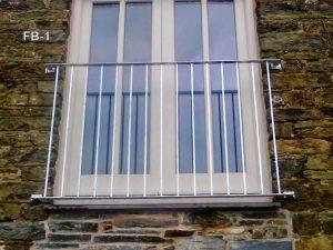 fransk balkong paris