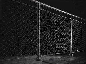 Q-LINE EASY Q-WEB Railing wirerekkverk
