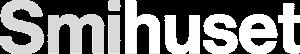 logo smihuset hvit